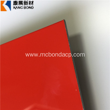 MC Bond PVDF Aluminum Composite Panel Acm